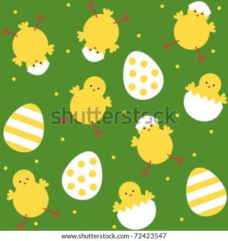 Happy Easter! - stock vector