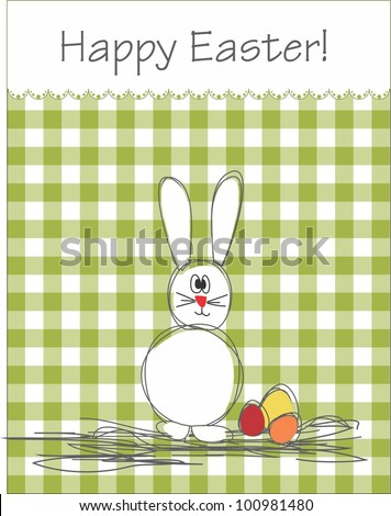 Easter invite stock images royalty free images vectors happy easter card template negle Gallery