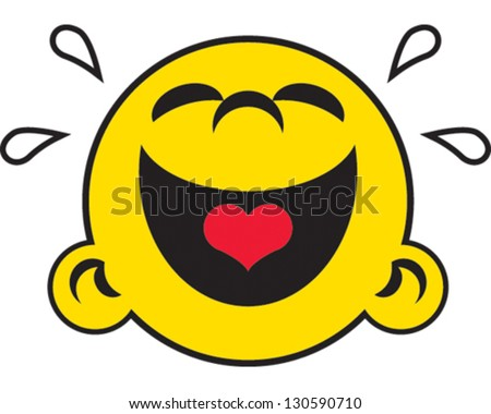 Happy Face - stock vector