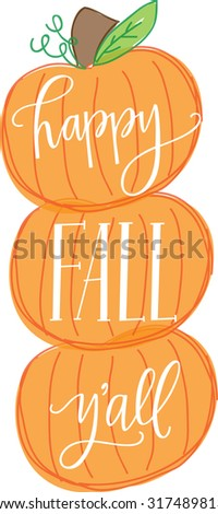 Happy Fall Yall Stock Images, Royalty-Free Images ...