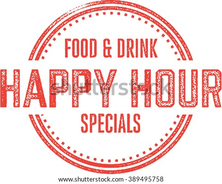 Happy Hour Bar and Restaurant Specials