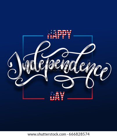 Vector illustration in rank m rank happy independence day 4 th july happy independence day 4 th july greeting card for independence day of america happy m4hsunfo