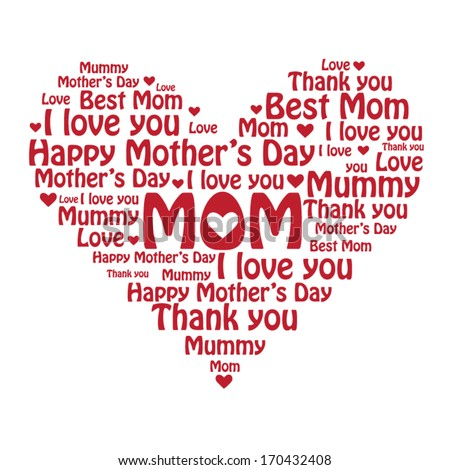 S Mothers Day Happy Mother s Day - stock