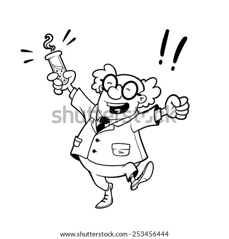 7257949 additionally 465843217 further Laboratory Equipment Coloring Pages in addition Science Doodles also Mad scientist cartoon. on lab flask clip art