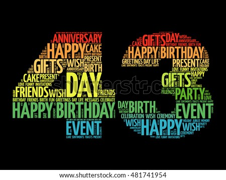 43 Birthday Stock Images Royalty Free Images amp Vectors