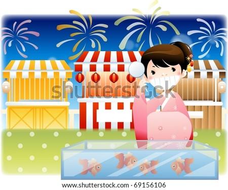Happy Travel with Good Feeling - stock vector