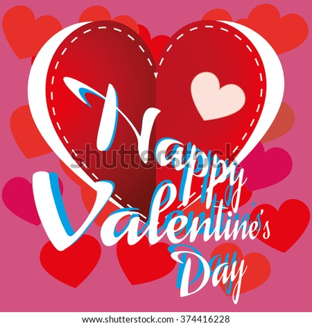 You My Sweetheart Valentines Day Card Vector 561137767 – Digital Valentine Card