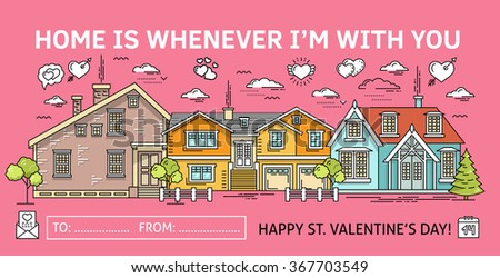 happy valentines day greeting card template unusual creative valentines day design concept quote typographic