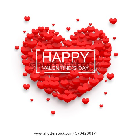 Happy valentines day background,vector