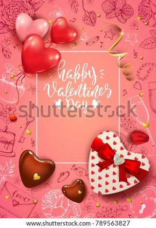 Romantic Chocolates Stock Images, Royalty-Free Images & Vectors ...