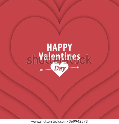 Happy Valentines Day Happy Valentines Day Vector 369942878 – Happy Valentines Day Cards