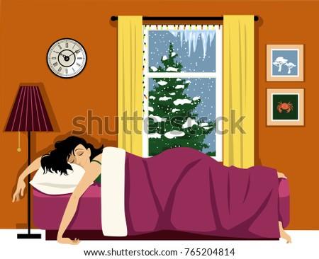 Aleutie 39 s portfolio on shutterstock for Sleeping with window open in winter