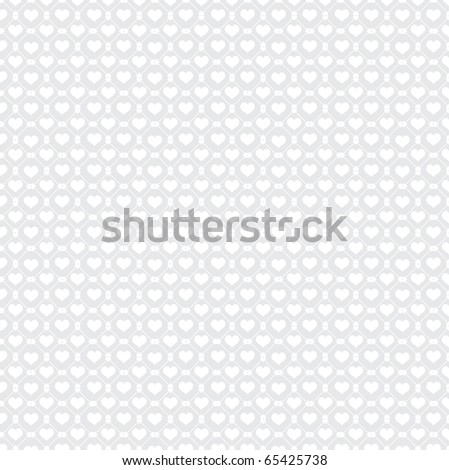 Harts background - stock vector