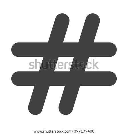 Hashtags Icon JPG, Hashtags Icon Graphic, Hashtags Icon Picture, Hashtags Icon EPS, Hashtags Icon AI, Hashtags Icon JPEG, Hashtags Icon Art, Hashtags Icon, Hashtags Icon Vector - stock vector