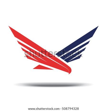 Stunning hawk vector images