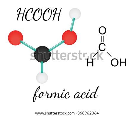 Hcooh Structural Formula