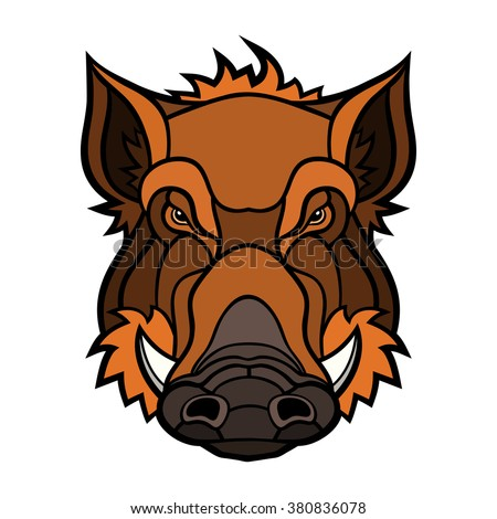 Wild Boar Cartoon Stock Images Royalty Free Images