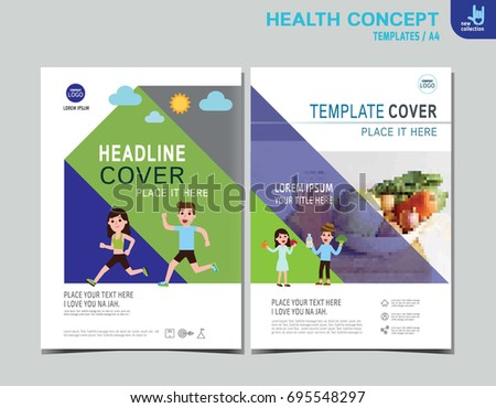 Exercise Flyer Stock Images RoyaltyFree Images  Vectors