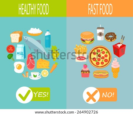 is fastfood good for our health Health & nutrition bites  eating healthy at fast food restaurants  if you are going to be stuck eating at such restaurants this is a fairly good guideline to.