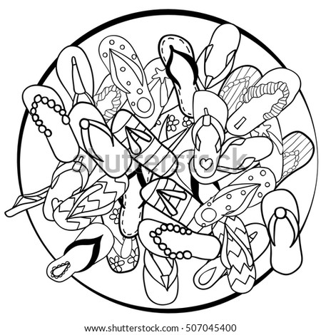 flip coloring pages - photo#27