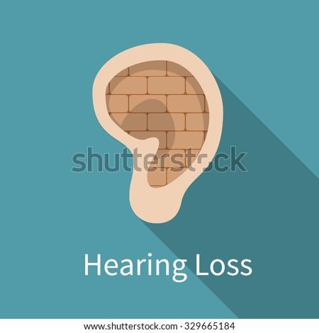 Hearing Problems Stock Vectors & Vector Clip Art ... Hearing Loss Clipart