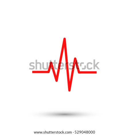 heart beat line stock images, royalty-free images & vectors