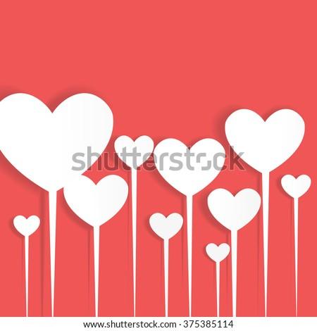 Hearts valentine's card eps    Heart Icon Art. Heart Icon Vector. Heart Icon JPEG. Heart Icon Object. Heart Icon Picture. Heart Icon Image. Heart Icon Graphic. Heart Icon EPS.  - stock vector