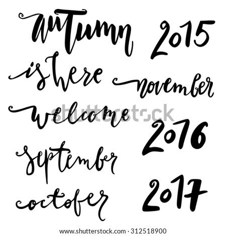 Seamless Hand Drawn Doodle Autumn Cozy Stock Vector 325733057   Shutterstock
