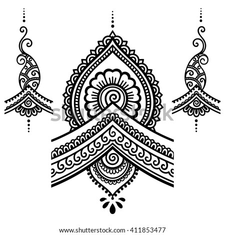 Henna Stock Images Royalty Free Images Amp Vectors