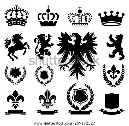 Coat Of Arms Vector Stock Images RoyaltyFree Images  Vectors