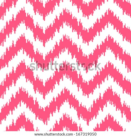 Herringbone fabric seamless pattern. Vector illustration. - stock vector