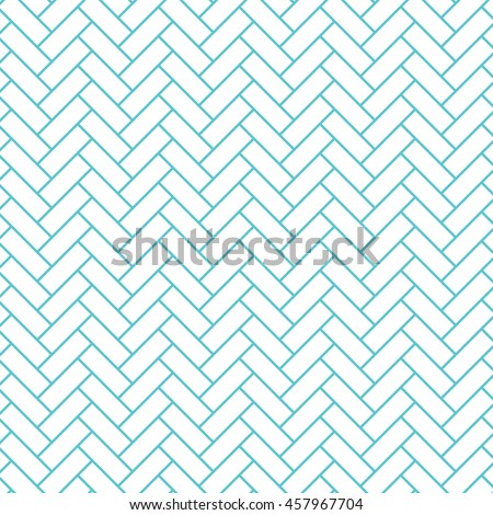 Herringbone pattern background. Vintage retro vector design element. - stock vector