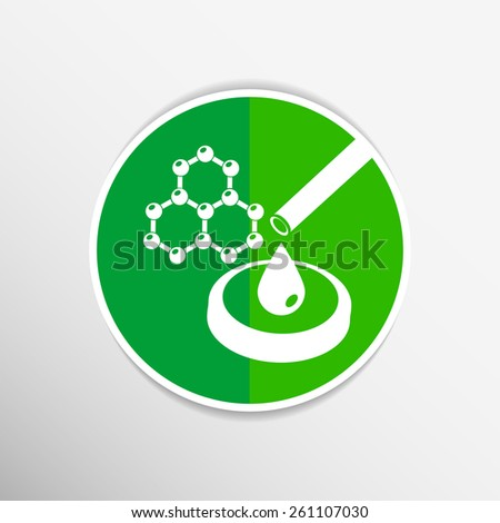 hexagonal abstract icons, business and communication concepts. - stock vector