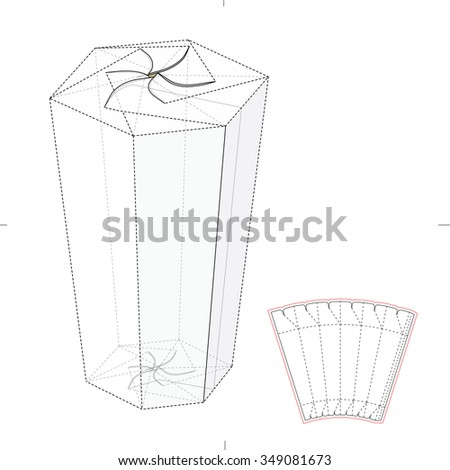 P 2101 Polyester Gel Coat Ral 9016 Traffic White moreover Stock Vector Tapered Retail Box With Die Line Template additionally Ral 9010 Polyester Pigment Pure White further Crimps Clasps And Closures in addition Hexagonal Tube Box Die Cut Template 336150374. on tube box