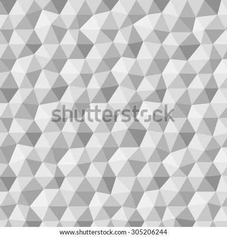 hexagons background - stock vector