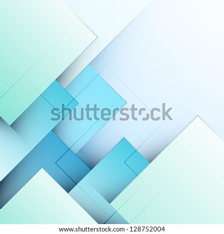 Hi tech abstract background. - stock vector