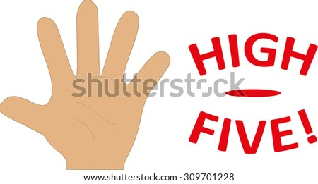 High High-five Stock Images, Royalty-Free Images & Vectors ...