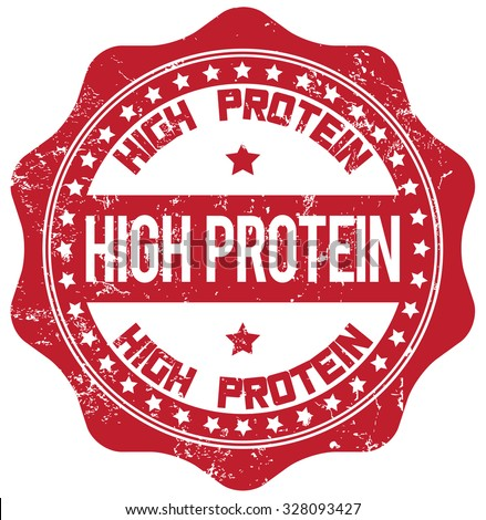 high protein stamp