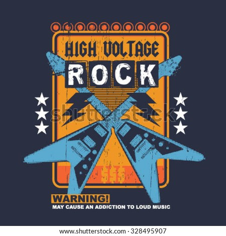 High Voltage Rock
