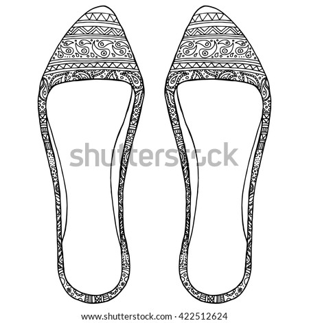 Anti Stress Template For Heel Shoes