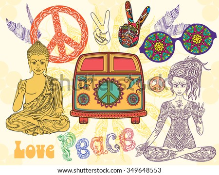 Hippy Bus Stock Images Royalty Free Images Amp Vectors