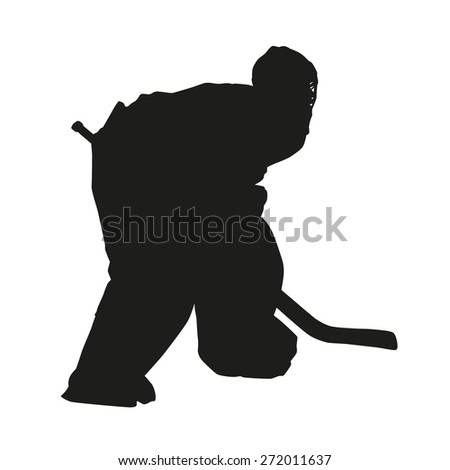 Hockey Goalie Stock Images Royalty Free Images Amp Vectors