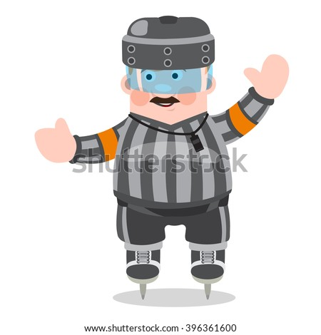 Hockey Referee Stock Images, Royalty-Free Images & Vectors ...
