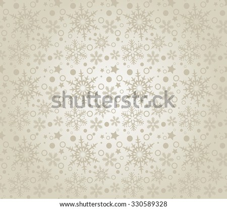 Holiday Background, Snowflake Abstract Background, Snowflake Pattern, snowflake background, snowflake template, snowflake designs, snowflake decorations, Christmas Decoration, Silver Background - stock vector