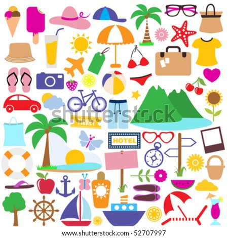 holiday icon - stock vector