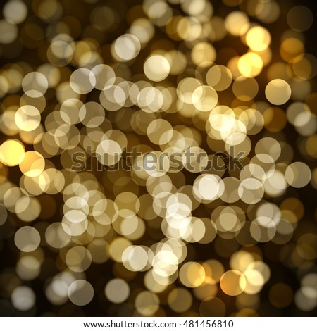 Holiday lights. New Year festive background. Background for Christmas card. Abstract bright glare effect of the magic of illustration, merry design,