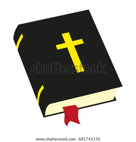 Holy Bible Holy Book Word God Stock Photo Photo Vector