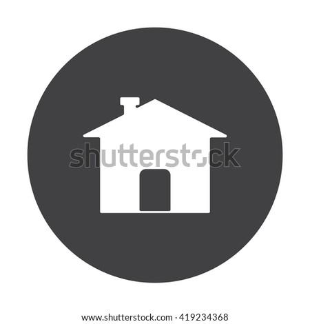 Home Icon, Home Icon Vector, Home Icon JPG, Home Icon JPEG, Home Icon EPS, Home Icon design - stock vector