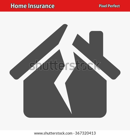 Home Insurance Icons Stock Images, Royalty-Free Images ...