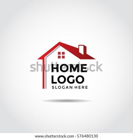 Home Logo home logo template vector illustrator eps10 stock vector hd royalty